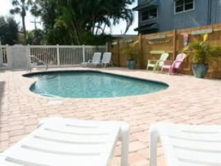 Dolphin, Key West Style at Fort Myers Beach Inn - Fort Myers Beach vacation rentals