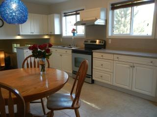 Self contained basement suite - furnished - Sorrento vacation rentals