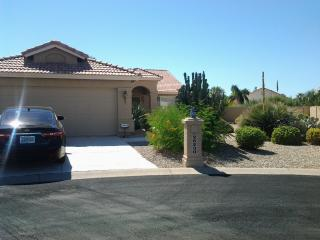Resort style living in the gated Sun Lakes Az. - Sun Lakes vacation rentals