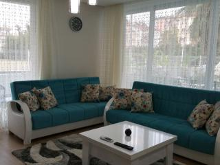 Fully equipped new apartment 1+1, 150 m to the sea - Antalya vacation rentals