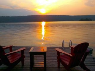 Four Season Muskoka Lakefront Rental - Kearney vacation rentals