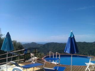 Cozy 1 bedroom San Colombano Certenoli House with Shared Outdoor Pool - San Colombano Certenoli vacation rentals