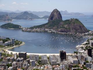 RIO DE JANEIRO - UP TO 4 PEOPLE - Botafogo - Rio de Janeiro vacation rentals