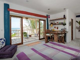 El secreto Ocean View Upstairs - Xpuha vacation rentals