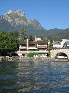 Direkt am See Ferienwohnung nahe Luzern, Hergiswil - Lucerne vacation rentals