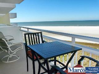 Sun-filled beachfront condo w/ heated pool & unforgettable ocean views - Marco Island vacation rentals