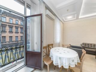 Superior 2 bedroom  Centre. Balcony - Saint Petersburg vacation rentals
