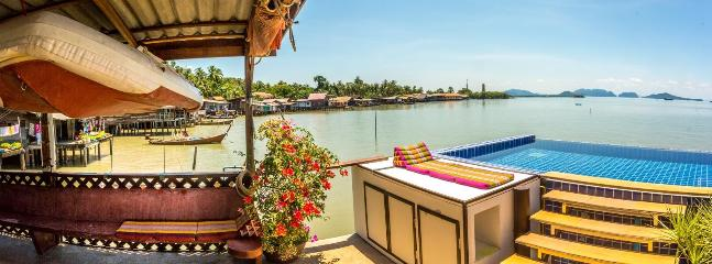 View - Ocean Front Private Pool Villa - sleeps 6 people - Ko Lanta - rentals