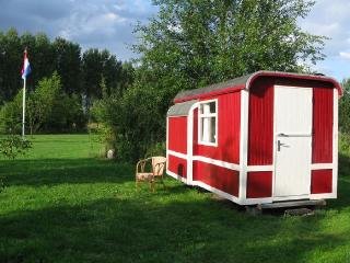 Nice Caravan/mobile home with Internet Access and Wireless Internet - Drouwen vacation rentals