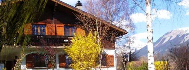 2 bedroom Condo with Deck in Susten - Susten vacation rentals