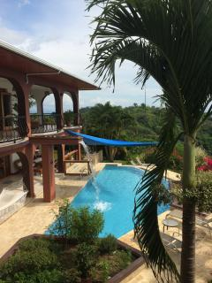 Luxurious Mountain Estate, Horses, Waterfalls - Manuel Antonio National Park vacation rentals