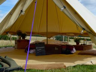 Lovely Tented camp with Internet Access and Microwave - Bulwick vacation rentals