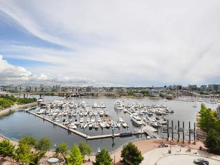 Marinaside Living at its finest - Vancouver vacation rentals