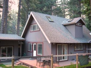 Modern Tahoe Home with Sauna and Climbing Wall - South Lake Tahoe vacation rentals