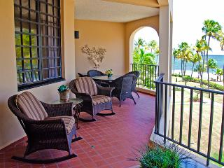 Relaxing Oceanfront and Pool View Villa in Palmas del Mar (CB228) - Humacao vacation rentals