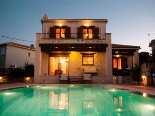 Villa Dora, luxury villa stunning seaviews - Tragaki vacation rentals