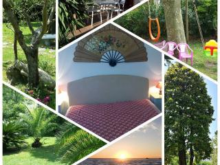 Marina di Massa-Toscana-giardino-posto auto-wifi - Marina Di Massa vacation rentals