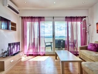 074 Sunny Sliema 2 bedroom apartment with views - Sliema vacation rentals