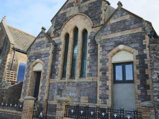 3 Bedrooms in converted chapel c1880 - Brixham vacation rentals