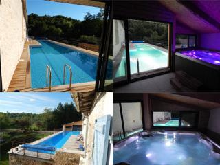 Propriété Villa Piscine Jacuzzi Spa Rivière - Saint-Maixent-l'Ecole vacation rentals