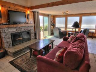 5 star Reviews-Hot Tub-Oceanfront! 3rd night free! - Yachats vacation rentals