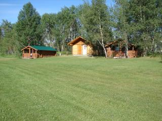 abel lake cabins - 100 Mile House vacation rentals