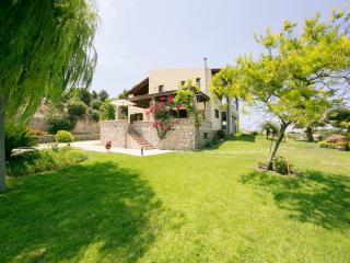 Villa Russelia, ideal for Family and Friends - Kamiros Scala vacation rentals