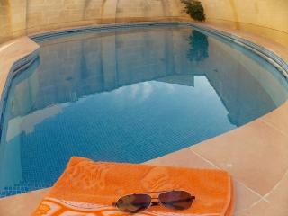 Bright House with Satellite Or Cable TV and Private Outdoor Pool - Kercem vacation rentals
