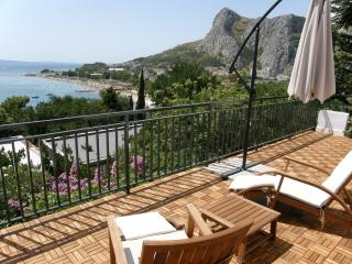 spectacular view of the sea - Omis vacation rentals