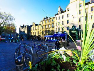 Castle Apartment - the heart of Old Town Edinburgh - Edinburgh vacation rentals