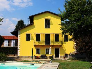 Ca Caudera , antica villa di campagna - Cavour vacation rentals