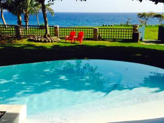 Stunning Oceanfront Dream house- Brown Shuggah - Priory vacation rentals