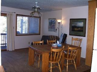 2 bedroom Condo with Fireplace in Angel Fire - Angel Fire vacation rentals