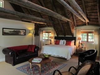 Sun Cottage Loft Studio apartment over stream - Newlands vacation rentals