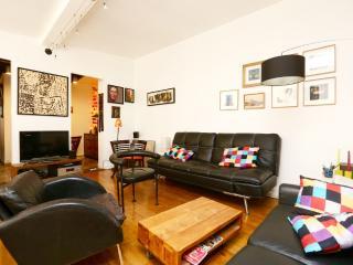 Very large modern artist flat for 6 - Bastille - Paris vacation rentals