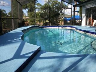 Pool Home is Quiet and Clean W/Enclosed Lanai - Port Charlotte vacation rentals