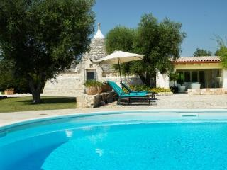 Exceptional 3 Bed Trulli with Pool, Puglia, Italy - Ceglie Messapica vacation rentals