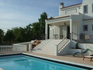 Secluded villa in the hills with sea views - Loule vacation rentals