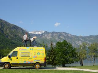 Comfortable Camper van with Central Heating and Mountain Views - Ljubljana vacation rentals
