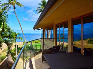 KIHEI BEACH FRONT LUXURY SEAHORSE VILLA 3 +POOL, - Kihei vacation rentals