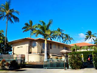 BEACHFRONT LUXURY ALOHA VILLA #3, CHILDREN WELCOME - Kihei vacation rentals