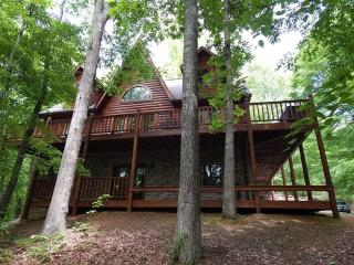 Other Side of the Mountain is a secluded lakefront vacation cabin on Norris Lake at Lone Mountain Shores. - New Tazewell vacation rentals