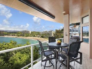 Closest House to the Water --Ocean Front-AC - Lihue vacation rentals