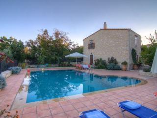 Villa Ariane,authentic cretan style,private pool - Rethymnon vacation rentals