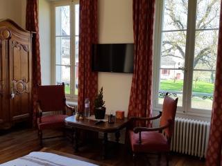 Château de Preuil - Hibiscus room - Saint-Amand-Montrond vacation rentals