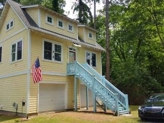 2 Bed 35ft Ceilings with Loft.  Near All Beaches - Wilmington vacation rentals