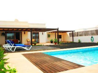 VILLA RUBEZZA IN PLAYA BLANCA FOR 6P - Playa Blanca vacation rentals
