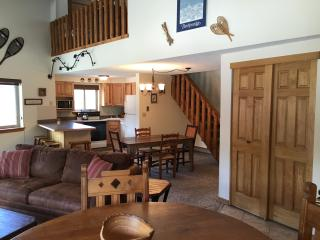 Lofted Ski-in Walk-out! Block from Main St - Breckenridge vacation rentals
