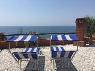 Sea-front villa Sorrento coast - Vico Equense vacation rentals