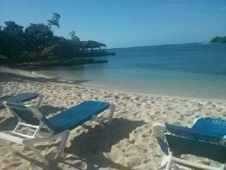 Get Away to Paradise, beach front, ocean view, wi - Negril vacation rentals